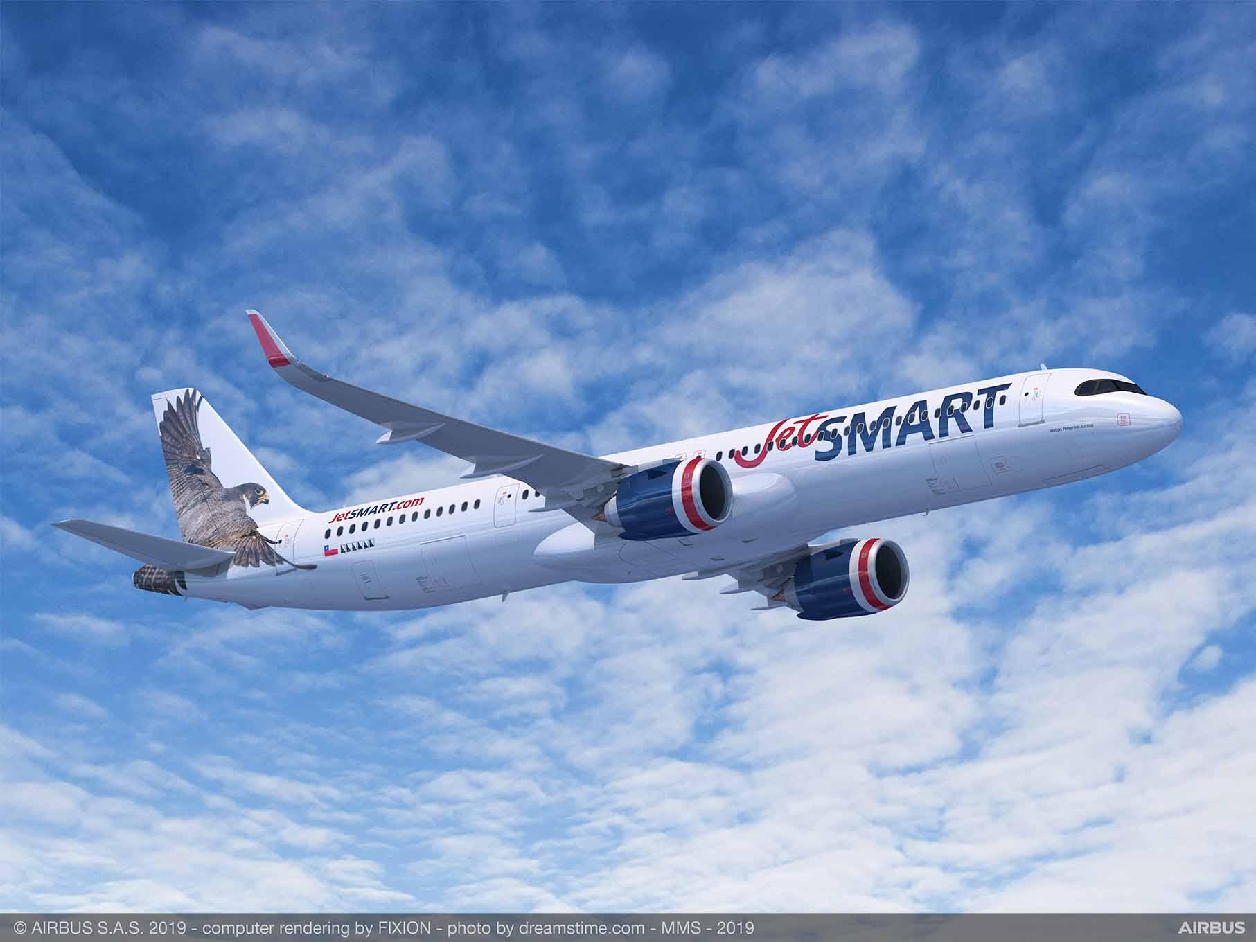 A321XLR-JetSMART-