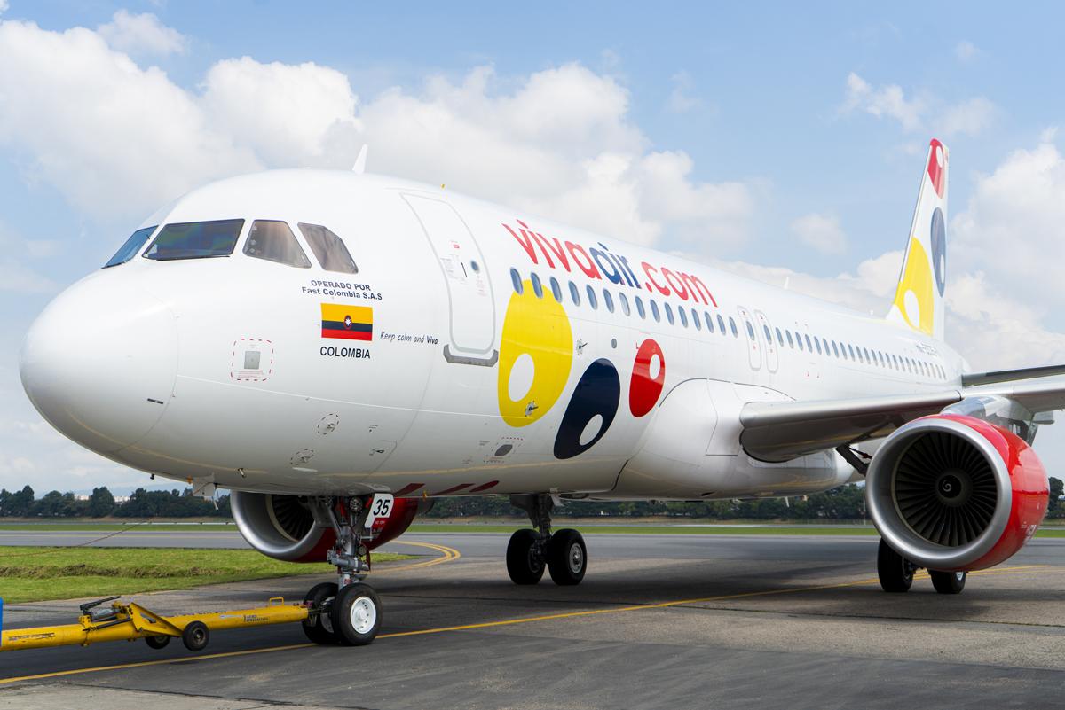 Grupo Viva Air Avión 15