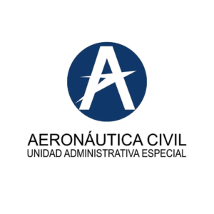 Logo Aeronautica Civil