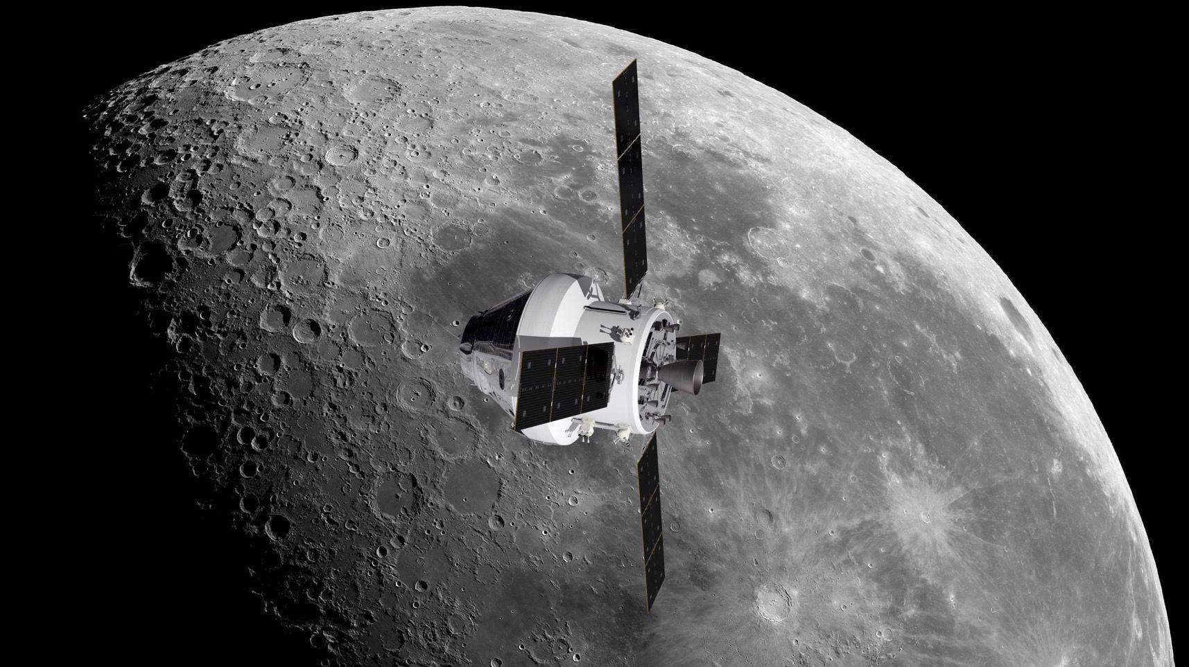 Spacecraft Orion (C)NASA