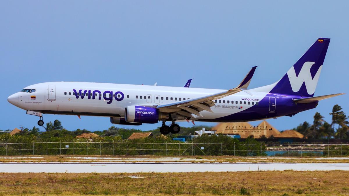 Aterrizaje Wingo