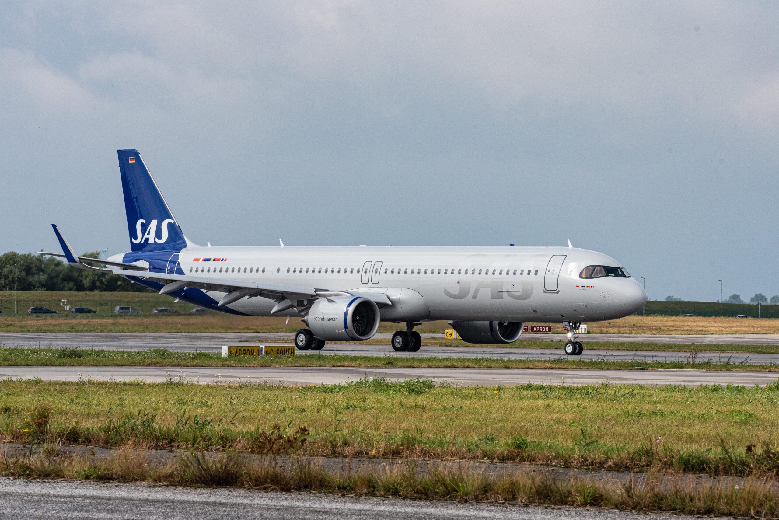 Airbus A321LR SAS