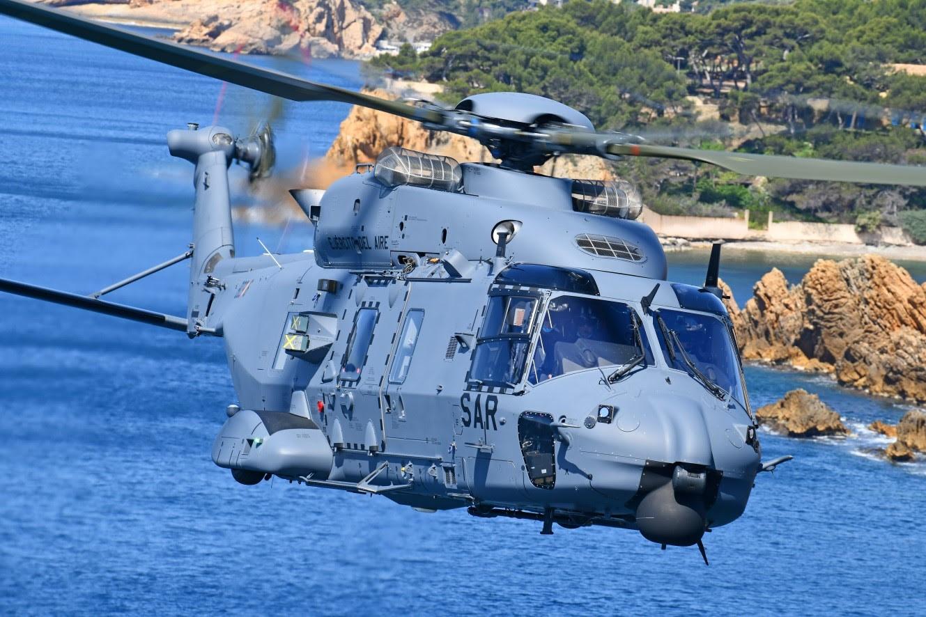 Airbus NH90 Spain