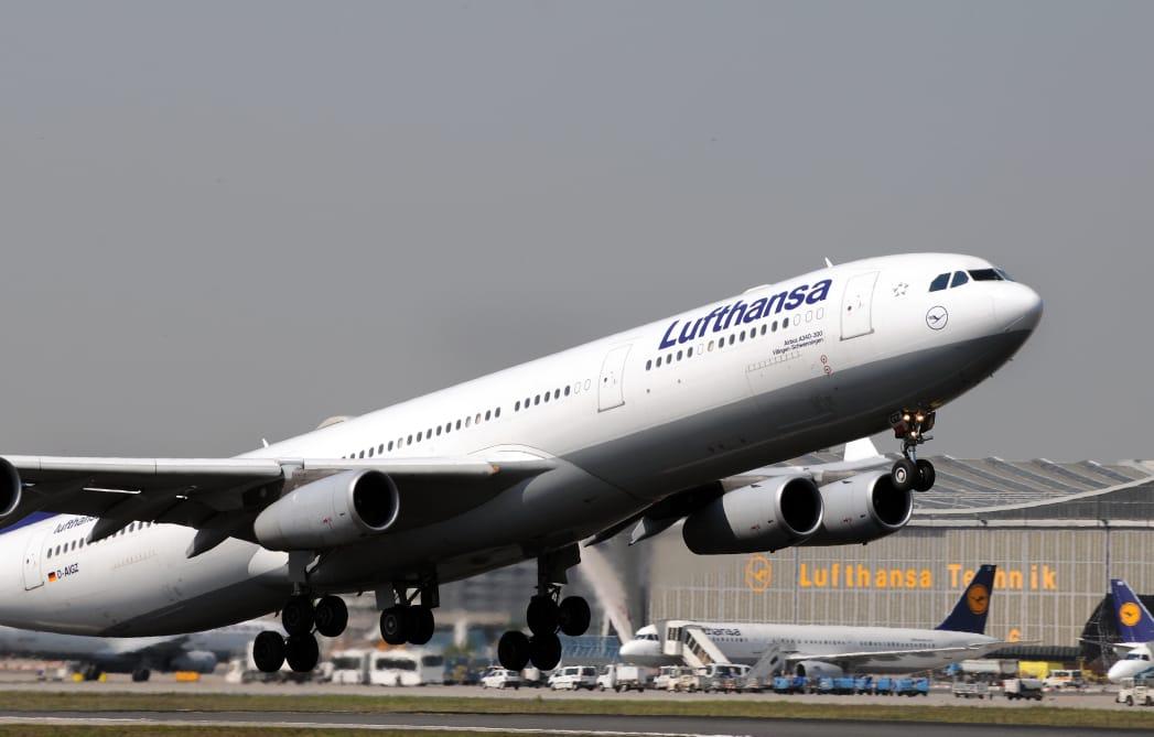 Lufthansa reinicio operaciones Colombia