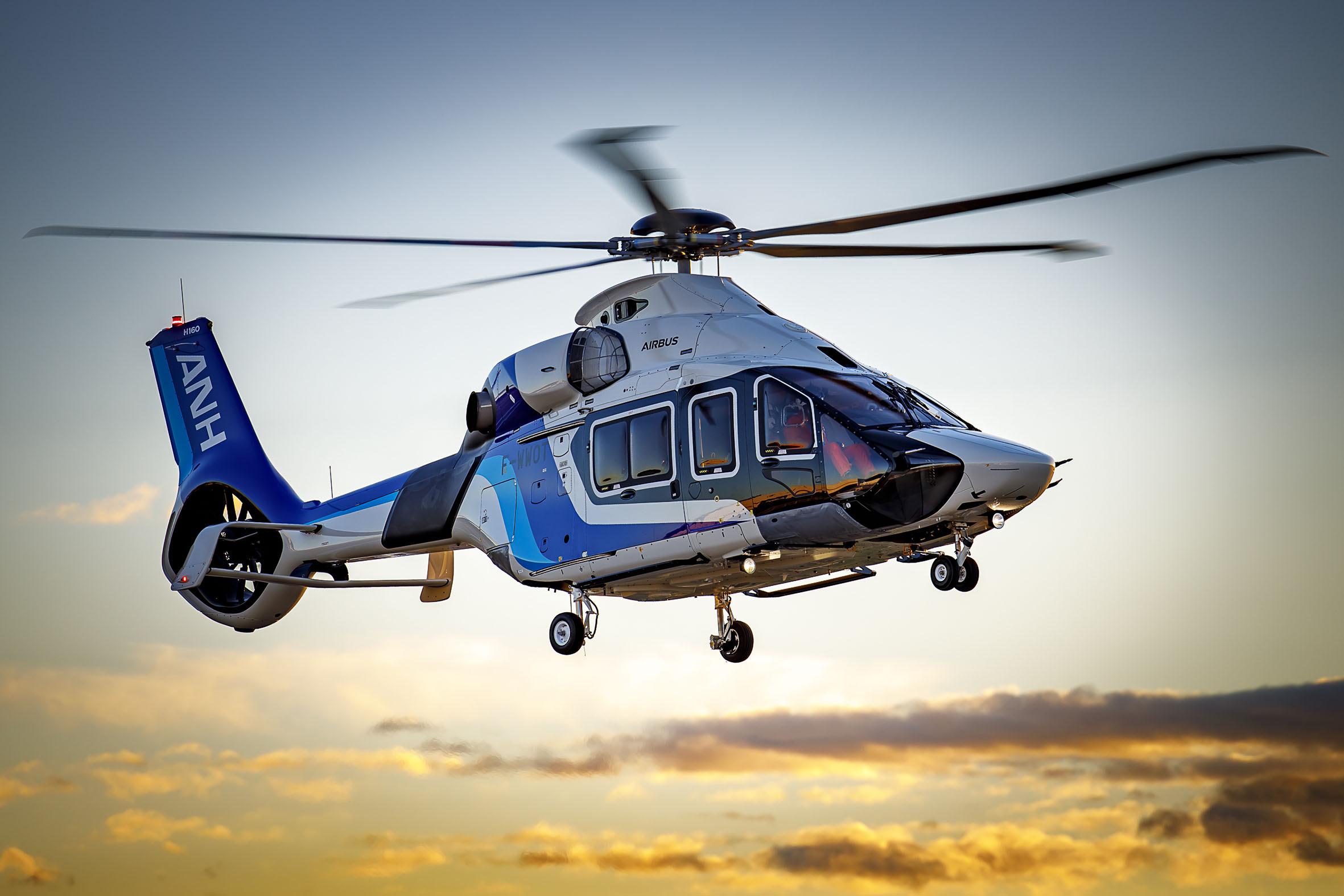 H160 ANH / flight