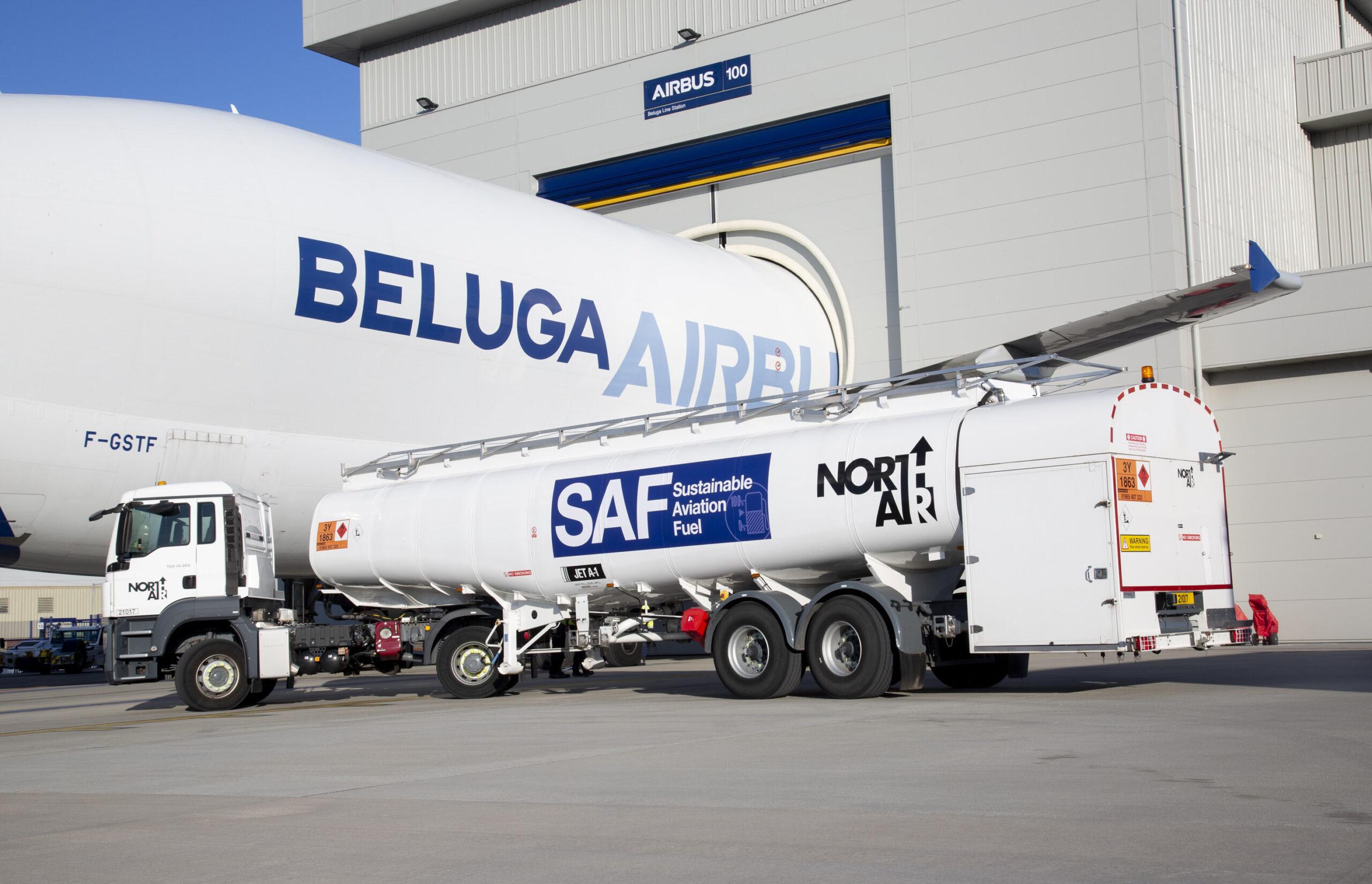 Airbus Beluga SAF 1