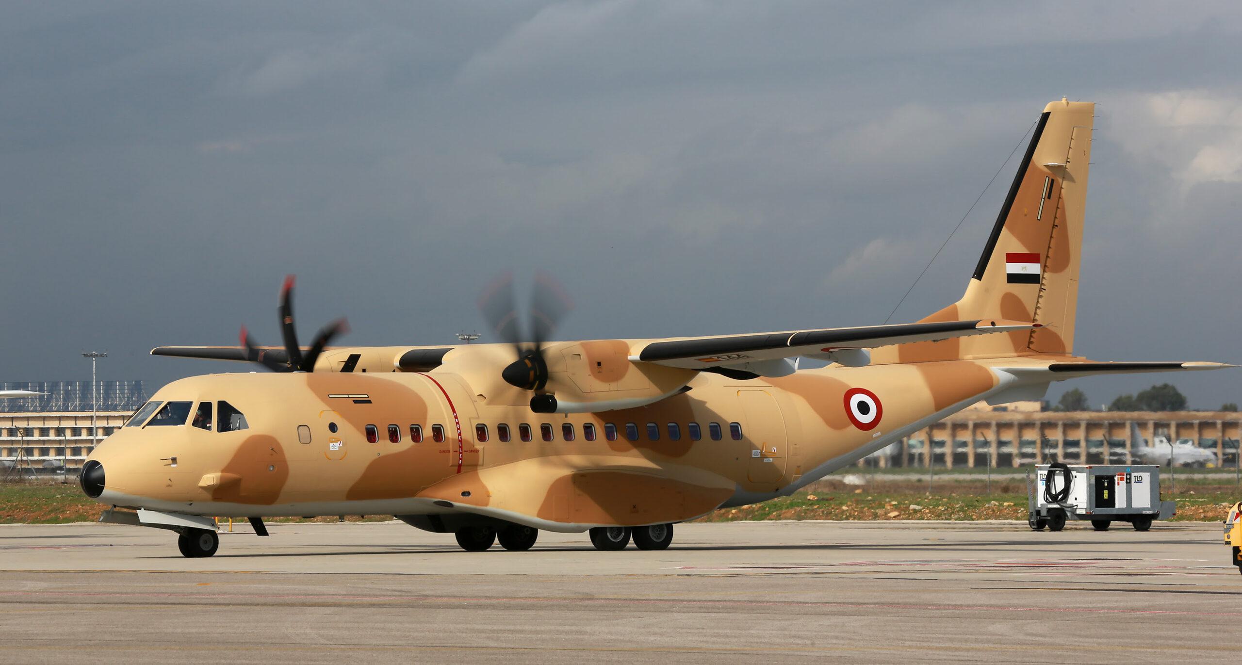 Airbus C295 Egipto