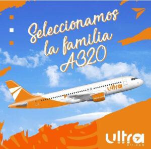 Ultra Air Airbus A320
