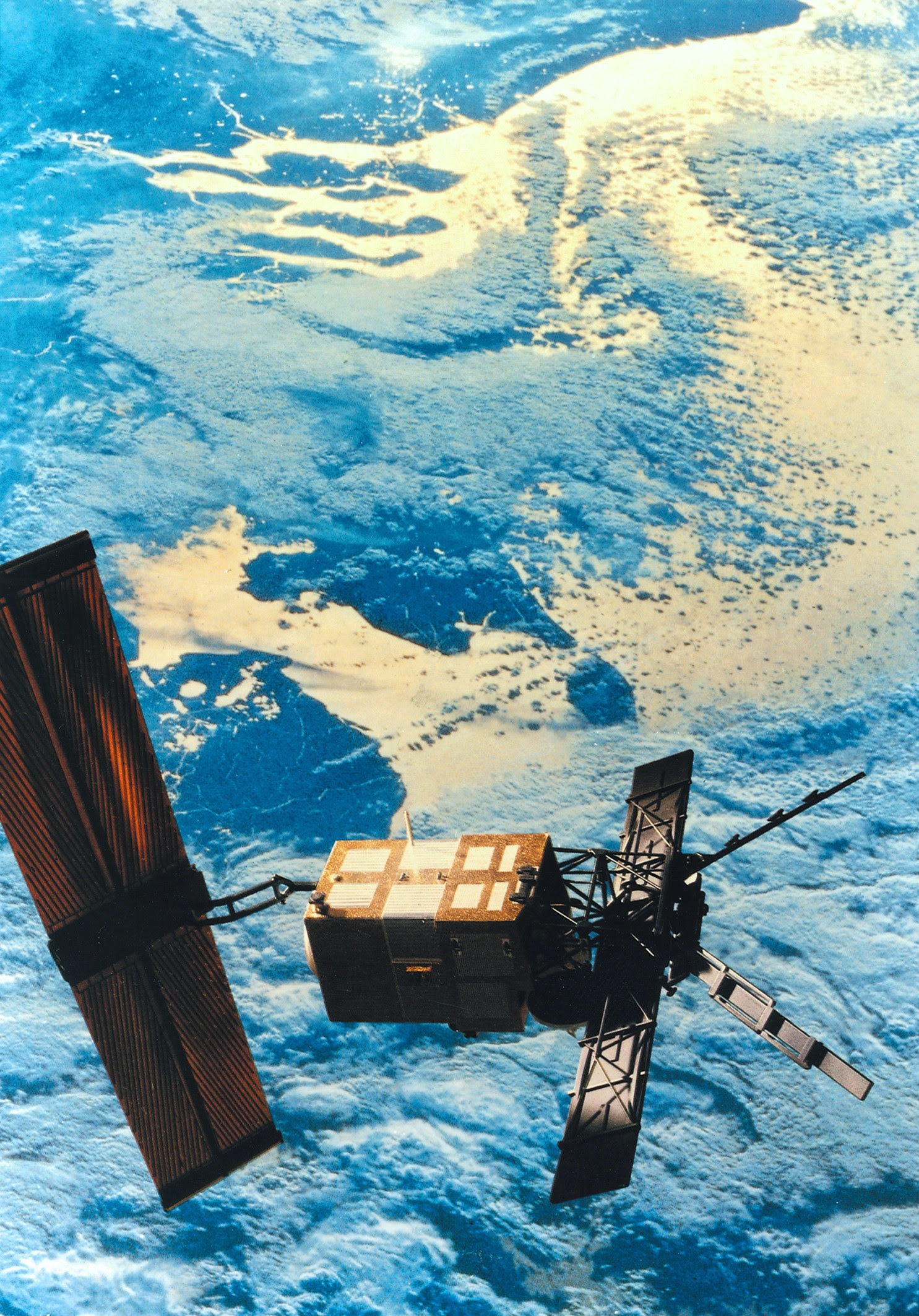 Airbus 30 años satelite europeo ERS1