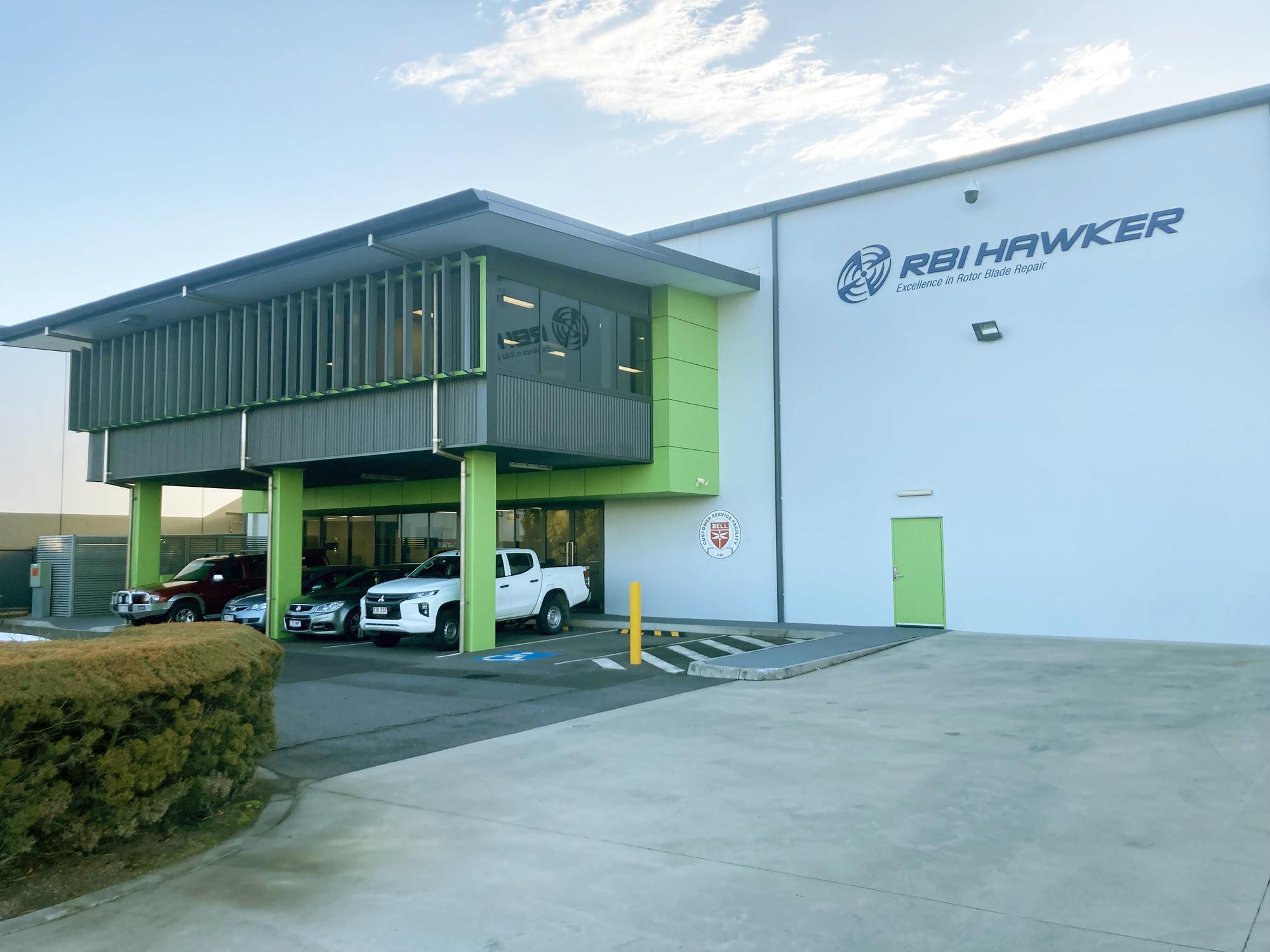 Bell RBI Hawker Australia