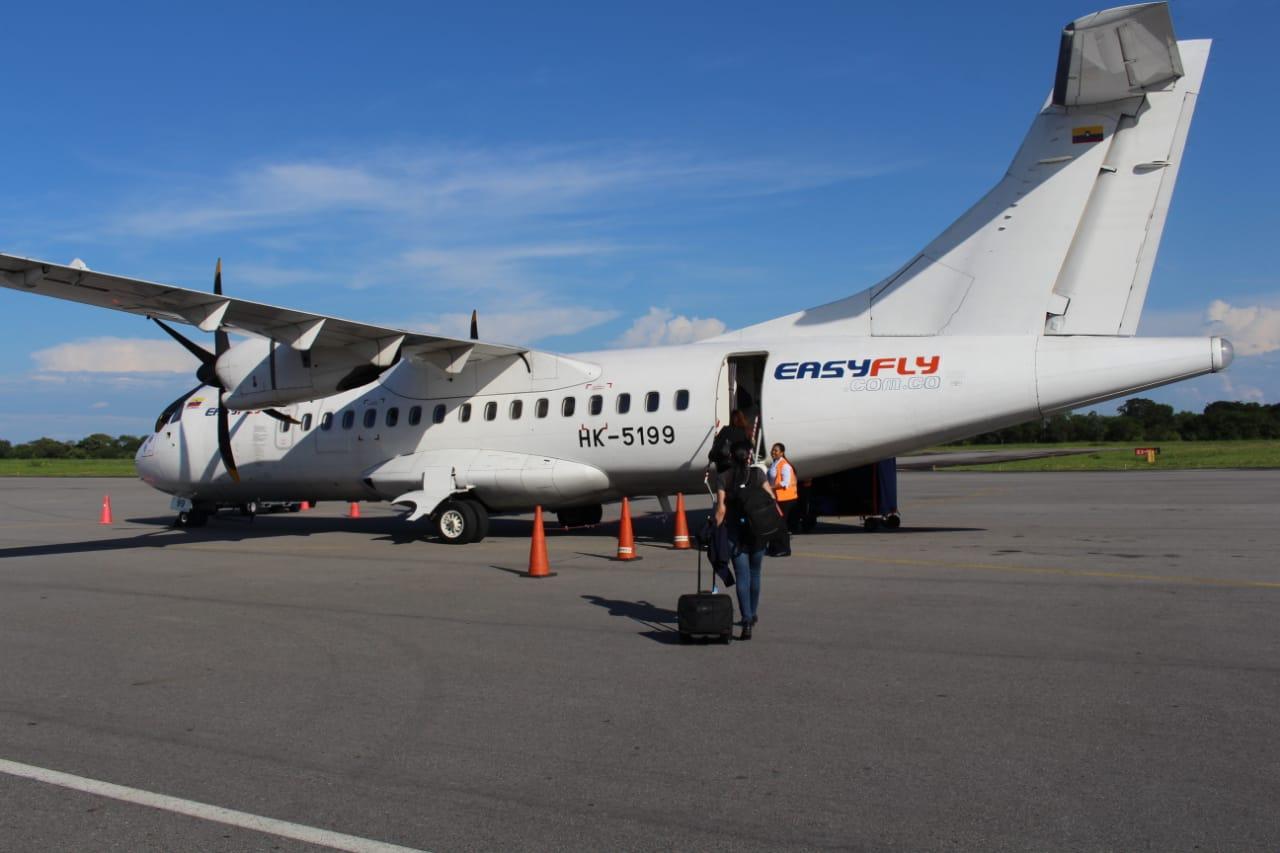 Easyfly ATR TECNOLOGIA FRANCESA