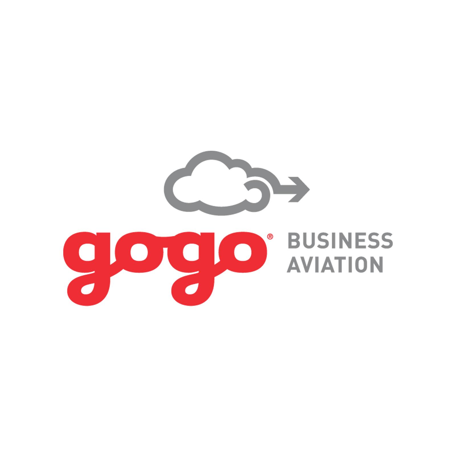Logo gogo Business Aviation