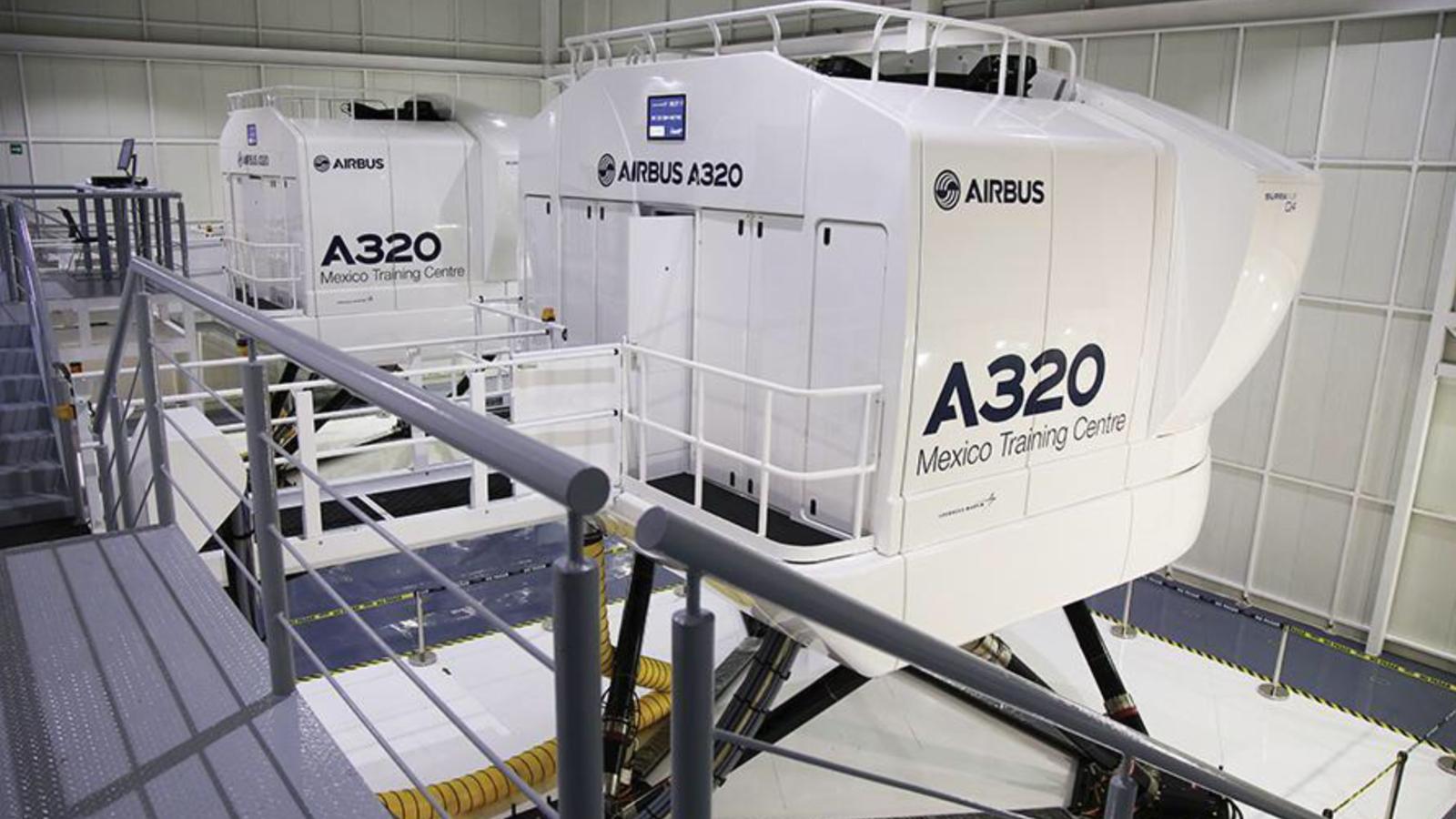 Airbus Training Center Mexico