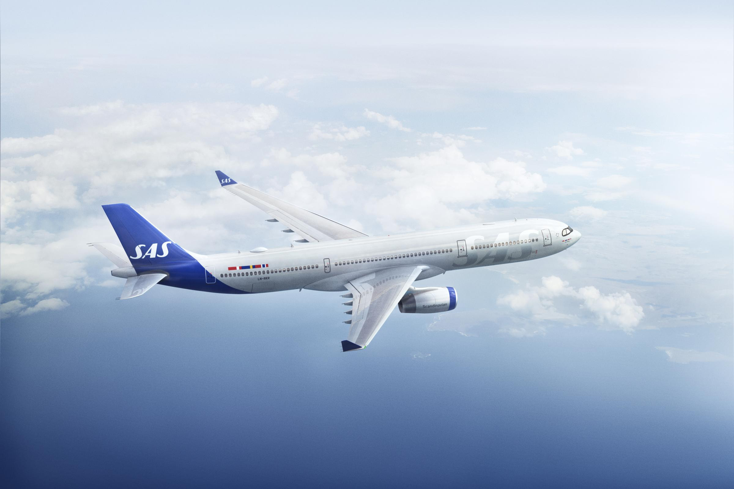 Airbus Scandinavian Airlines Skywise