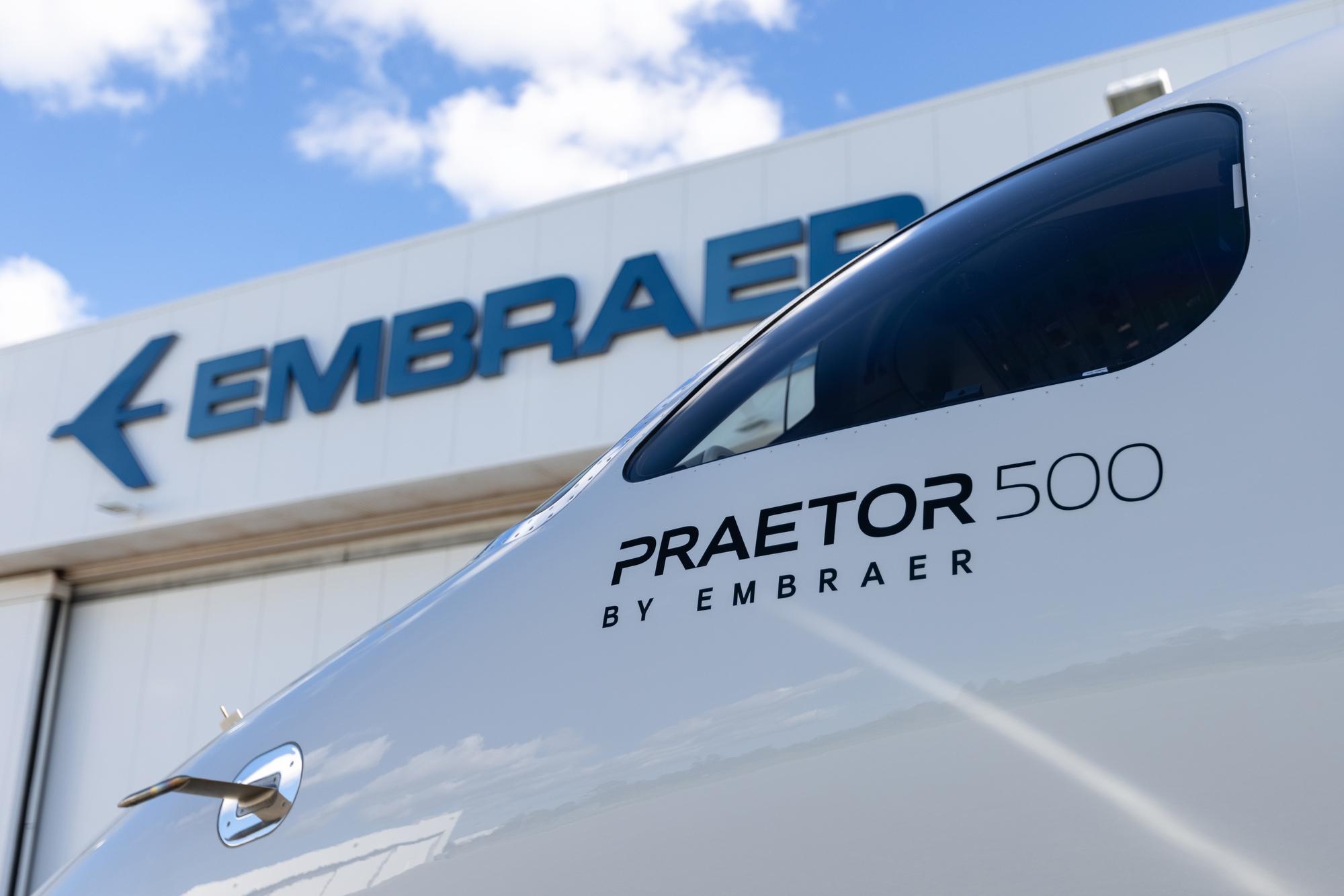 Embraer AirSprint-Praetor-6-2000×1334