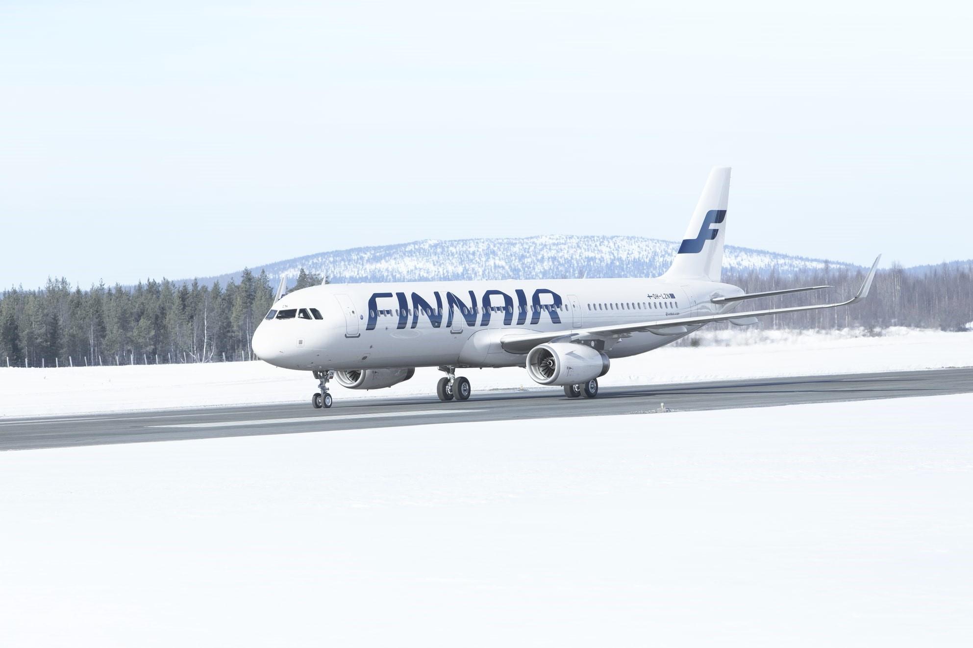 Finnair Airbus