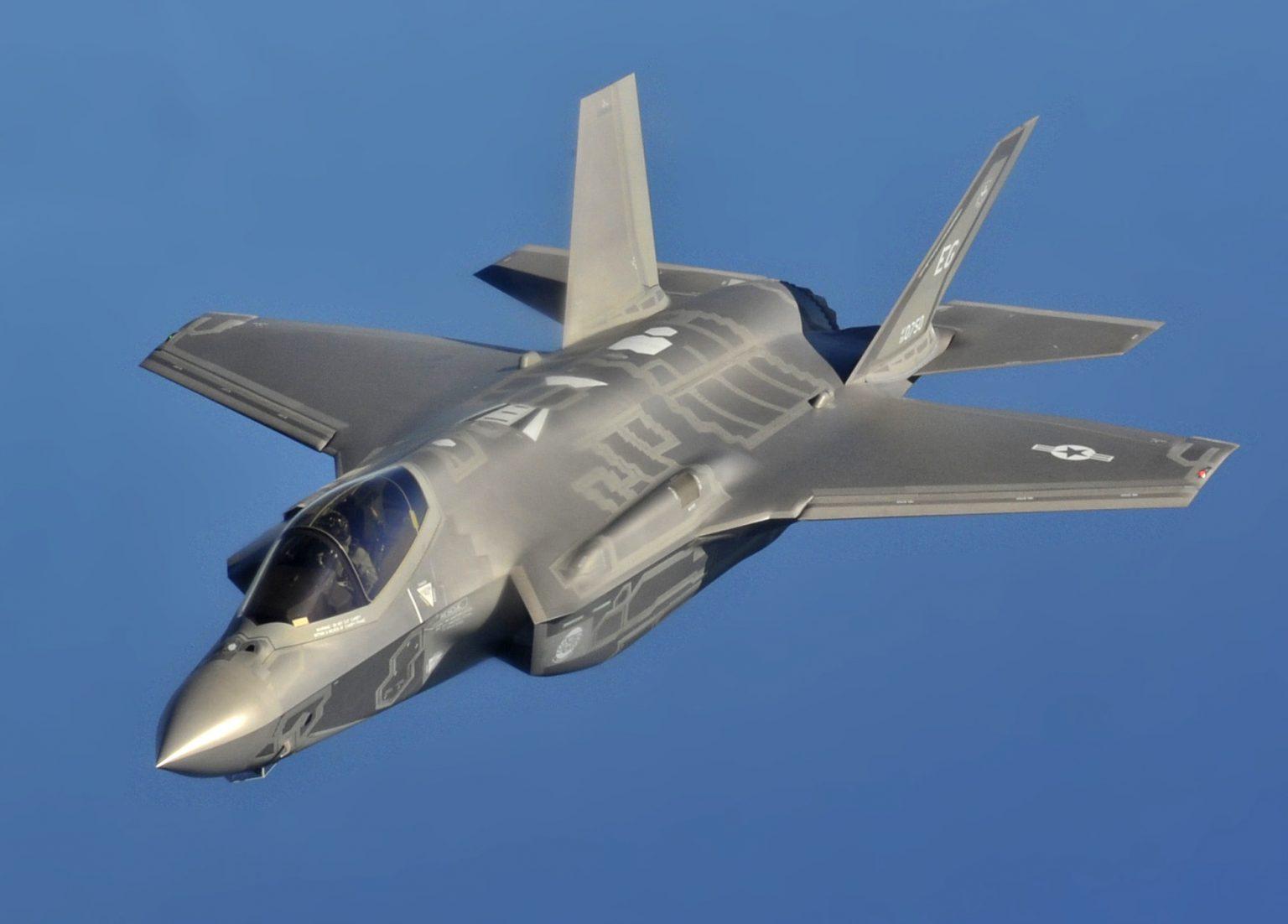 Lockheed F-35A _flight-1536×1102