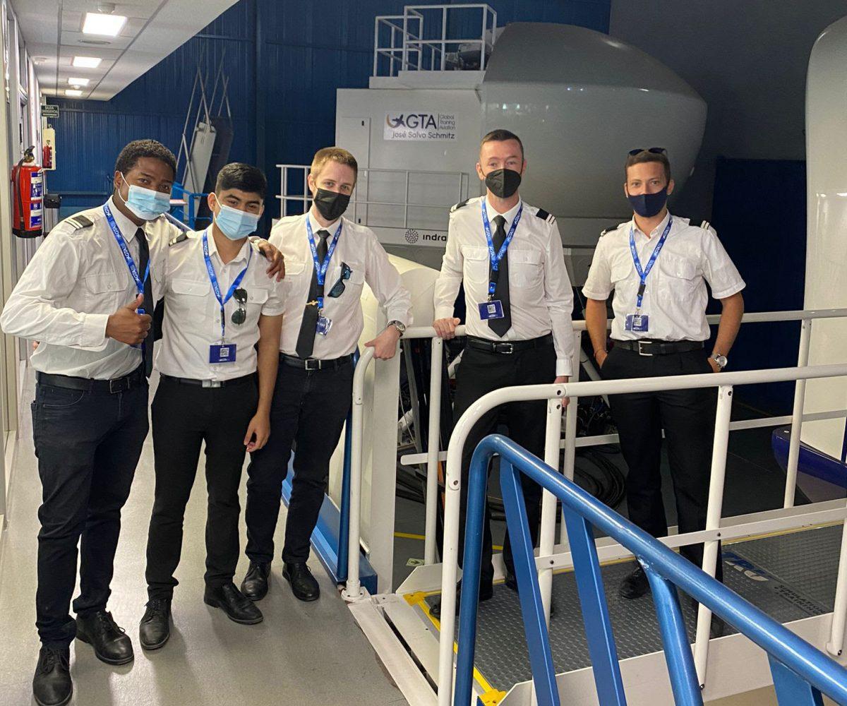 Global Training Aviation ATPL Quality Fly 1